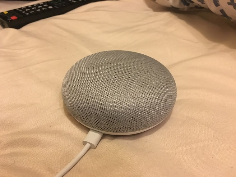 GoogleHome mini
